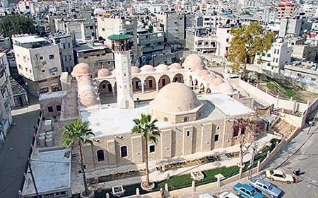 Peygamber Efendimiz'in (sav) Gazze'de yatan dedesi Ankara'ya kadar gelmiş