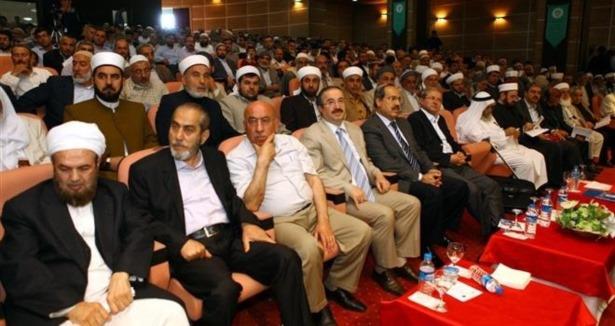 Ehl-i sünnet âlimleri Diyarbakır'da toplandı